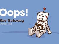 502 Bad Gateway的原因及如何解决?