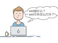 xml是什么?xml文件怎么打开?