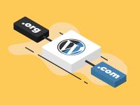 WordPress.com与WordPress.org比较,哪个最适合您的网站?