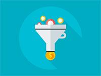 关键词研究与分析-用户购买漏斗模型