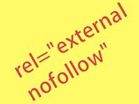 external nofollow你用对了吗?