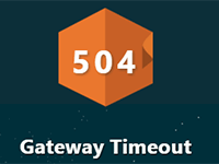 504 Gateway Time-out折腾记录