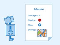 百度搜索资源平台检测robots,提示服务器配置有误,错误码301