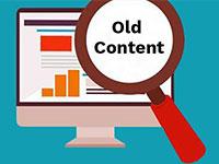 网站上的旧内容如何正确处理?